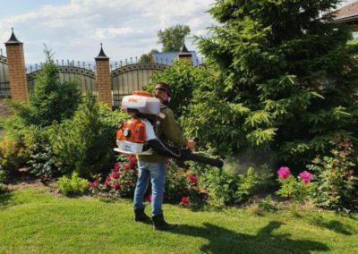 Обработка растений от вредителей и болезней — Введенская слобода