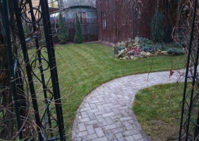 Боровое матюшино, сезонная чистка сада